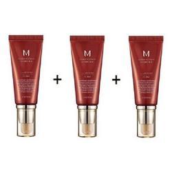 M Perfect Cover BB Cream SPF 42 PA+++ 50ml 3pcs / Korean Co