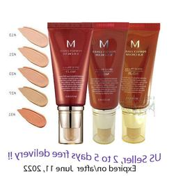 Missha M Perfect Cover BB Cream SPF42 PA+++, Shades 13,21,23