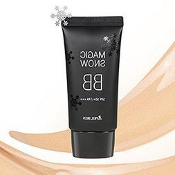 April Skin Magic Snow BB Cream SPF50+/PA+++ 40ml/100% Authen