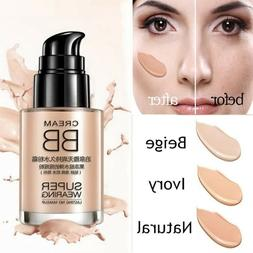 Makeup  Sunblock Concealer Primer BB Cream Brighten Base Con