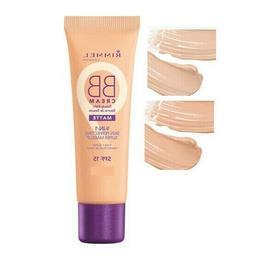 Rimmel Matte 9-In-1 Skin Perfecting Super Makeup BB Cream Be
