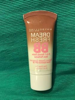 Maybelline Dream BB Cream 8 In 1 Skin Perfect-or, Broad Spec