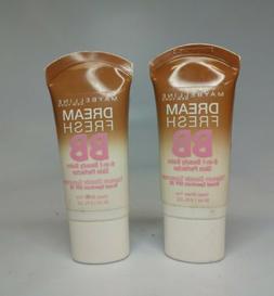 Maybelline Dream Fresh BB 8-in-1 Deep Sheer Tint Free shippi