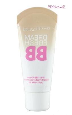 MAYBELLINE Dream Fresh BB 8-n-1 BB Cream SPF30 #LIGHT