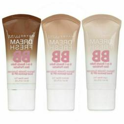 Maybelline Dream Fresh BB Cream 8-in-1 Beauty Balm, Choose Y