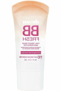 Maybelline Dream Fresh BB Cream, Light/Medium, 1 Ounce