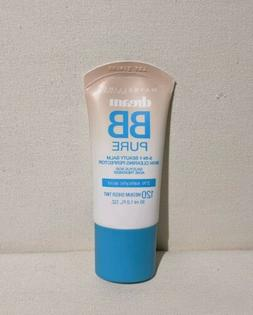 Maybelline Dream Pure BB Cream 8-in-1 Beauty ~ 120 Medium Sh
