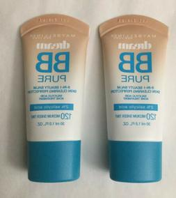 Maybelline Dream Pure BB Cream 8-in-1 Beauty 120 Medium Shee