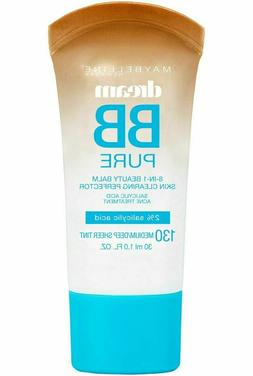 Maybelline Dream Pure BB Cream 8-in-1 Beauty Balm # 130 MEDI
