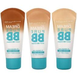 Maybelline Dream Pure BB Cream You Choose Light Medium Deep