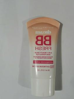 Maybelline Makeup Dream Fresh BB Cream, 110 Light/Medium She
