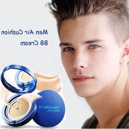 Men Air Cushion BB Cream FaceCream Skin Care Long Lasting Oi