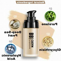 BB Cream Whitening Sunscreen Skin Care Face Foundation Conce