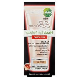 Garnier Miracle Skin Perfector Anti Age BB Cream - Medium  -
