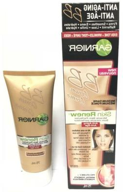 Garnier Miracle Skin Perfector Renew BB Cream Medium/Dark 75