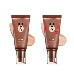Misha Line Friends Perfect Cover BB Cream #21 #23 SPF 42 PA+