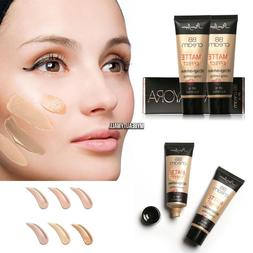 Moisturizer Matte BB Cream Long Lasting Face Foundation Conc