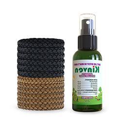 Kinven Mosquito Repellent Bundle - Mosquito Repellent Bracel