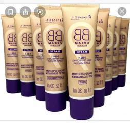 New Rimmel London BB Cream MATTE Beauty Balm 9-In-1 Makeup S