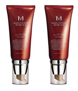 Missha Cosmetics M Perfect Cover BB Cream SPF 42/ PA 23  Wit