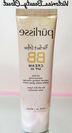 Purlisse Perfect Glow BB Cream SPF 30 ~ MEDIUM TAN Full Sz 4