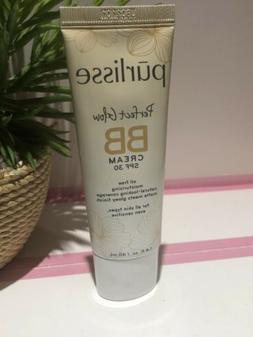 Purlisse Perfect Glow BB Cream SPF 30 LIGHT 1.4oz / 40mL Ful