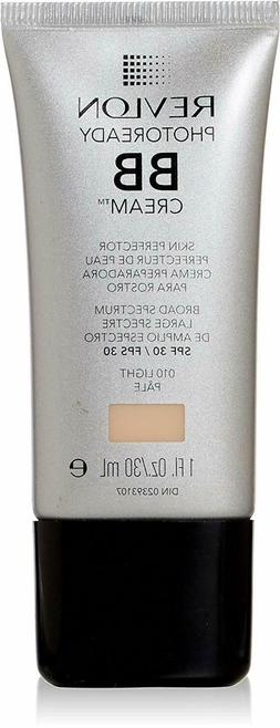 Revlon PhotoReady BB Skin Cream Perfector, Light, 1 Fluid Ou