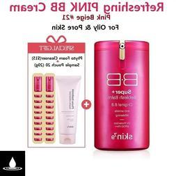 SKIN79 PINK BB CREAM SUPER+ BEBLESH BALM 40g Pink Beige #21