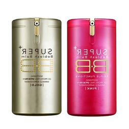 Pink Skin79 Super Plus Beblesh Balm BB Cream 40g Hot Pink  S