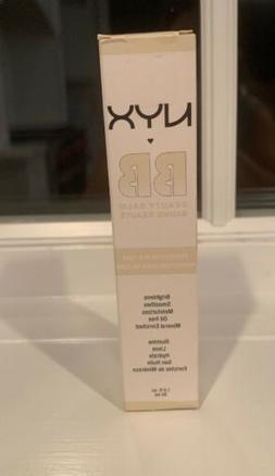 NYX Professional Makeup BB Cream BBCR01 NUDE Brightens Smoot