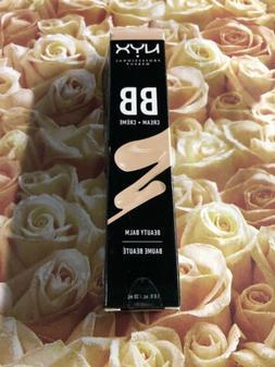 NYX Professional Makeup BB Cream, Nude 1 oz BBCR01