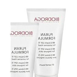 Biodroga puran formula BB cream spf 15 for impure skin - 01