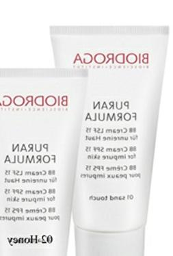 Biodroga puran formula BB cream spf 15 for impure skin - 02