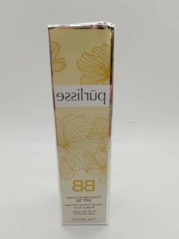 Purlisse Bb Tinted Moist Cream Spf 30, Medium Deep, 1.4 Ounc