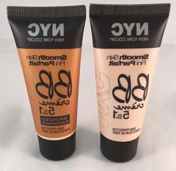NYC Smooth Skin BB Cream Medium/Bronzed Rad~COMBINED SHIPPIN
