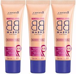 RIMMEL London BB Cream SPF 15 offers 9 in 1 benefits LIGHT M