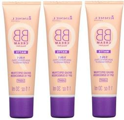 RIMMEL 9 in1 Skin Perfecting Makeup BB cream MATTE BROAD SPE