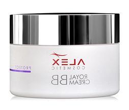 Royal Bb Cream Jar, 50ml By Alex Cosmetic