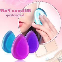 Silicone Makeup Blender, Silicone Sponge Makeup Applicator,