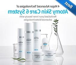 Atomy Skin Care 6 System - Toner, Eye Cream, Essence, Lotion