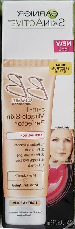 Garnier SkinActive BB Cream Anti-Aging Face Moisturizer, Lig
