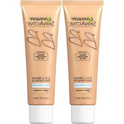 skinactive bb cream oil face