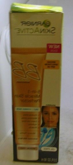 Garnier SkinActive BB Cream Sunscreen OILY/COMBO SKIN -MEDIU