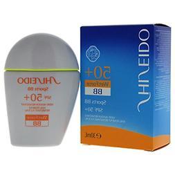 Shiseido Sports BB SPF 50+ Very Water-Resistant, No. Medium,