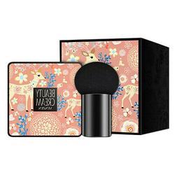 Sun Block Facial BB Cream Concealer Makeup Long Lasting Port