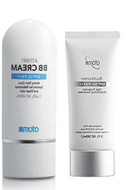 Atomy Sun Cream SPF 50  60ml + BB Cream - 40ml, 1set