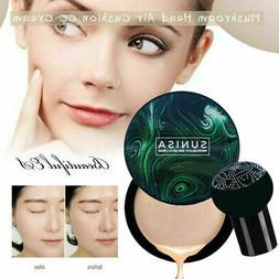 SUNISA Air Cushion Mushroom Head CC Cream BB Concealer Moist