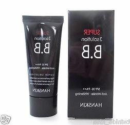 Hanskin Super 3Solution BB Cream SPF35 PA++  Anti-Wrinkle Wh