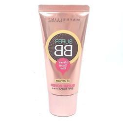 Maybelline new york super cover BB cream women spf50/pa+++ 3