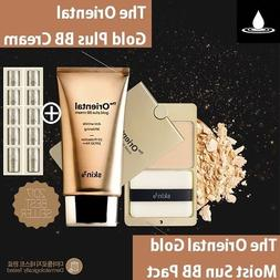 SKIN79 The Oriental Gold Plus BB Cream 40g + Moist Sun BB Pa